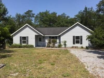 Navarre FL Single Family Home For Sale: $230,900