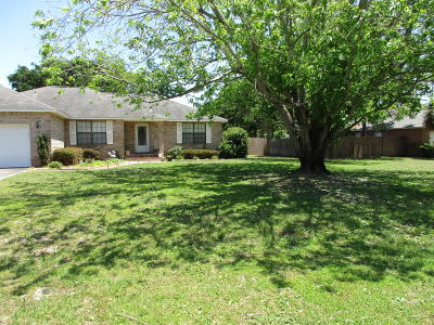 Navarre FL Single Family Home For Sale: $226,500