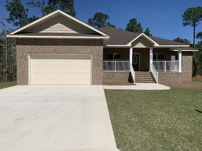 Milton Single Family Home For Sale: 2140 Trevor Circle