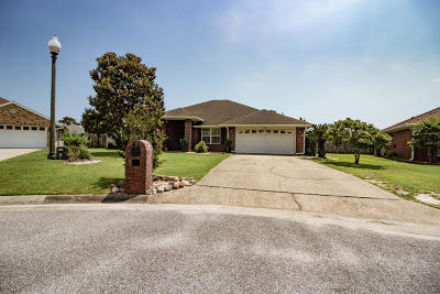 Navarre FL Single Family Home For Sale: $336,500