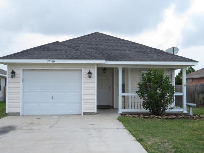 Gulf Breeze FL Single Family Home For Sale: $204,900