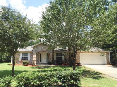 Navarre FL Single Family Home For Sale: $257,000
