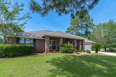 Navarre FL Single Family Home For Sale: $290,000