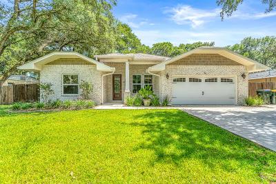 Fort Walton Beach Single Family Home For Sale: 46 SE Okahatchee Circle