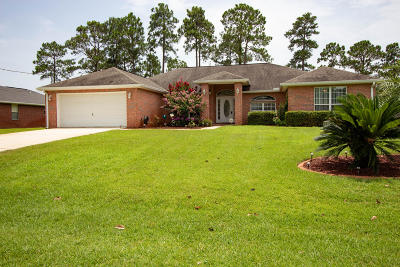 Navarre FL Single Family Home For Sale: $327,500