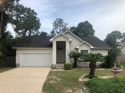 Gulf Breeze Single Family Home For Sale: 2479 Houston Circle