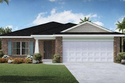 Milton Single Family Home For Sale: 4693 Integrity Court #Lot 14 N