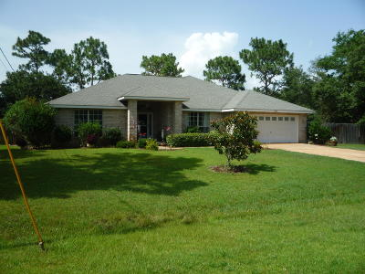 Navarre FL Single Family Home For Sale: $294,000