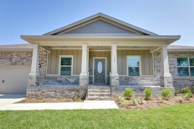 Navarre FL Single Family Home For Sale: $369,900
