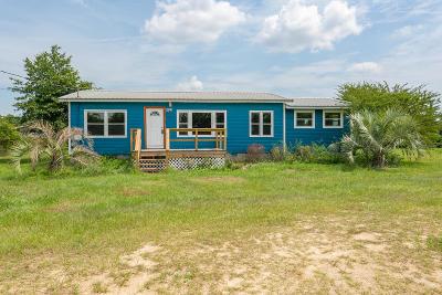 Milton Single Family Home For Sale: 9422 Nichols Lake Road