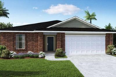 Milton Single Family Home For Sale: 4701 Integrity Court #Lot 12 N