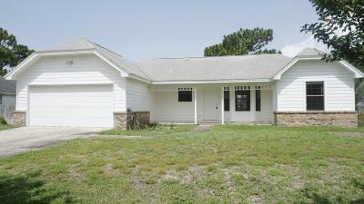Navarre FL Single Family Home For Sale: $152,500