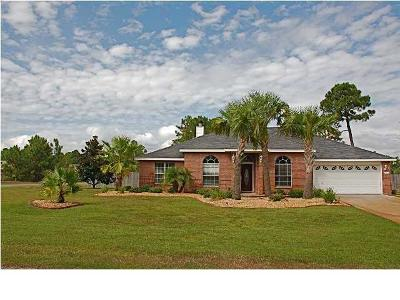 Navarre FL Single Family Home For Sale: $355,000