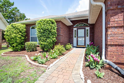 Mary Esther Single Family Home For Sale: 462 Sandmore Shores Drive