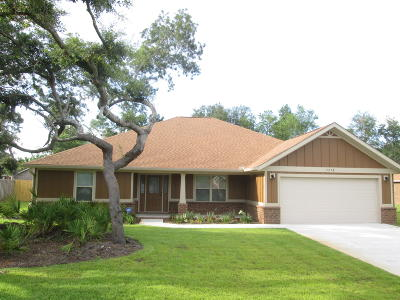 Navarre FL Single Family Home For Sale: $328,500