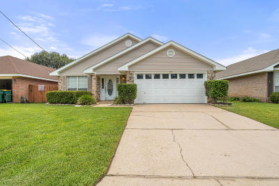 Mary Esther Single Family Home For Sale: 393 Pristine Water Lane