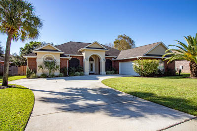 Navarre FL Single Family Home For Sale: $489,900