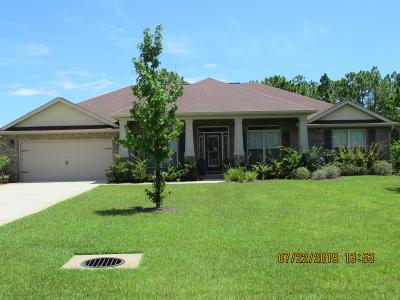 Navarre FL Single Family Home For Sale: $372,000