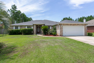 Navarre FL Single Family Home For Sale: $300,000