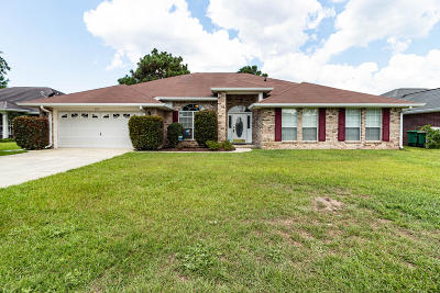 Navarre FL Single Family Home For Sale: $314,000