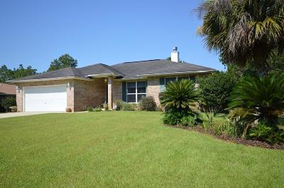Navarre FL Single Family Home For Sale: $305,000