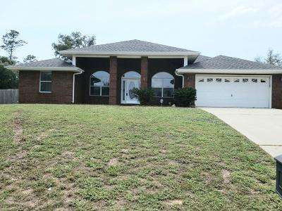 Navarre FL Single Family Home For Sale: $270,000