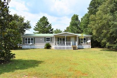 Single Family Home For Sale: 9980 Muscogee Road