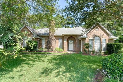 Gulf Breeze FL Single Family Home For Sale: $349,900