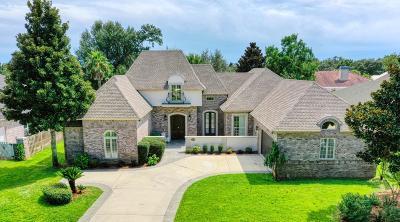 Gulf Breeze Single Family Home For Sale: 2533 Shadowridge Court