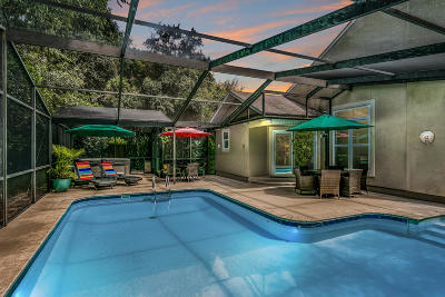 Gulf Breeze Single Family Home For Sale: 299 Plantation Hill Road