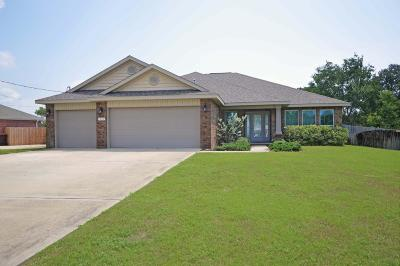Navarre FL Single Family Home For Sale: $349,900