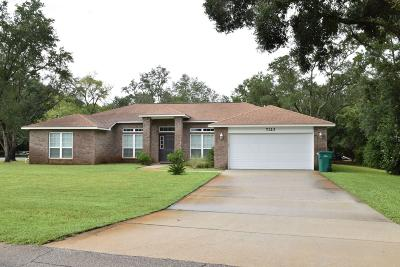 Navarre FL Single Family Home For Sale: $315,000
