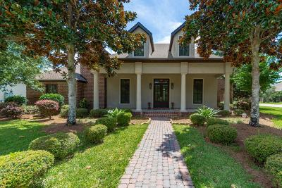 Gulf Breeze Single Family Home For Sale: 2812 Manor Circle