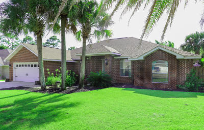 Gulf Breeze FL Single Family Home For Sale: $349,000