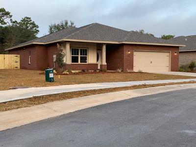 Navarre FL Single Family Home For Sale: $349,500
