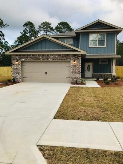 Navarre FL Single Family Home For Sale: $360,500