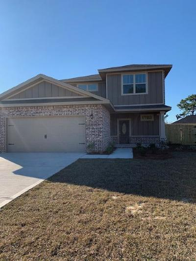 Navarre FL Single Family Home For Sale: $355,500