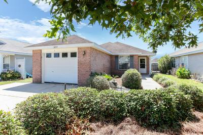 Gulf Breeze Single Family Home For Sale: 6457 Starfish Cove