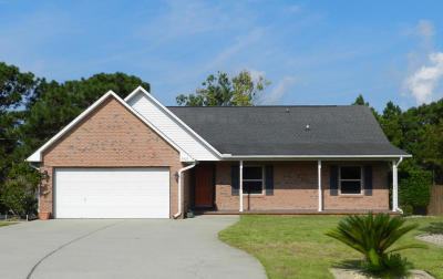 Navarre FL Single Family Home For Sale: $273,000