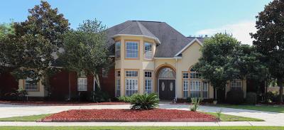 Gulf Breeze Single Family Home For Sale: 2676 Edmund Drive