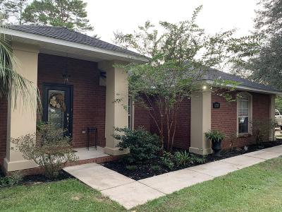 Navarre FL Single Family Home For Sale: $365,000