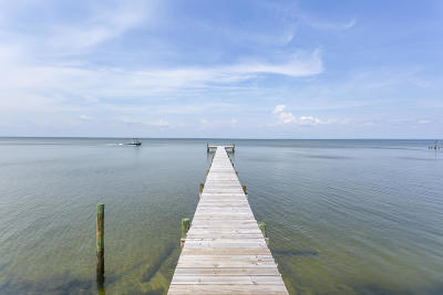 Gulf Breeze Single Family Home For Sale: 4500 Hickory Shores Boulevard
