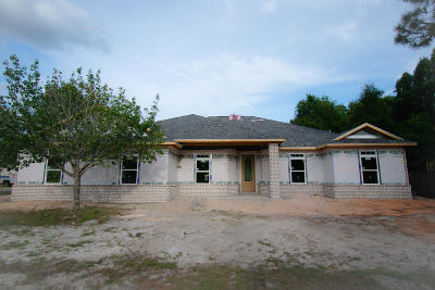 Navarre FL Single Family Home For Sale: $349,000