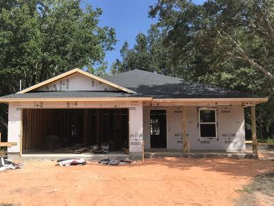 Navarre FL Single Family Home For Sale: $189,900