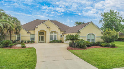 Orange Park Single Family Home For Sale: 586 Golden Links Dr