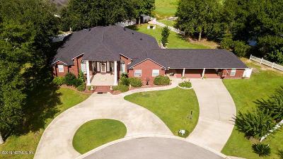 Macclenny Single Family Home For Sale: 1328 Copper Oaks Ct