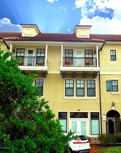 Palencia Single Family Home Contingent Take Backup: 544 Market St