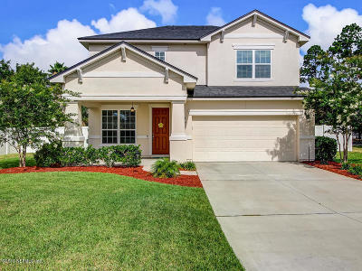 Fernandina Beach Single Family Home For Sale: 95089 Lilac Dr