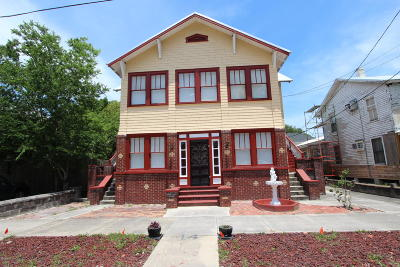 St Augustine Multi Family Home For Sale: 14 Cincinnati Ave