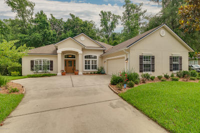 Green Cove Springs Single Family Home For Sale: 3562 Crescent Pt Ct